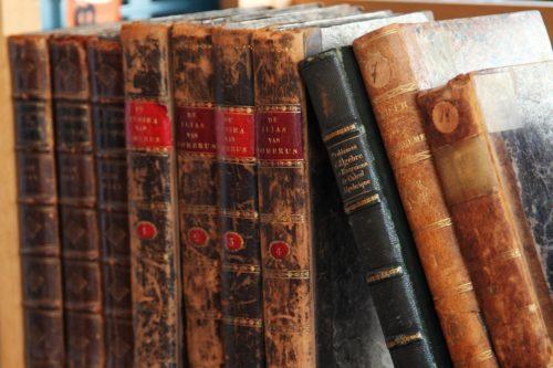 すごく古い書籍が数冊