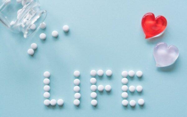 LIFEと薬とハート